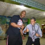 Pastor Carlos and Ray