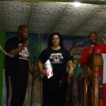 Ray Jannet Samuel ministering